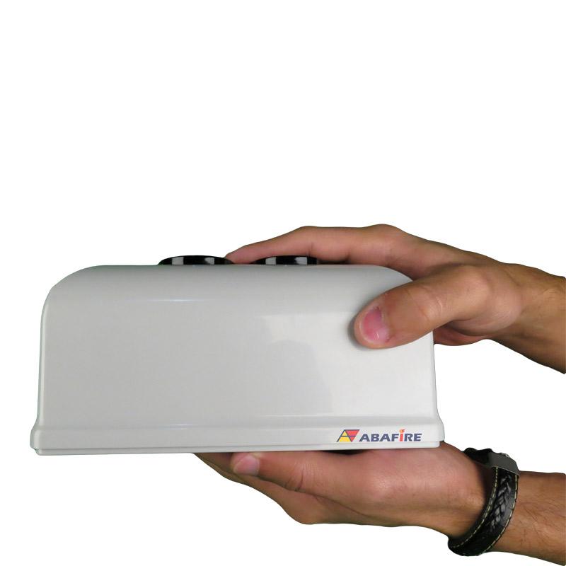 Detector de Fumaça Linear (Reflexive Beam Detector) Convencional e Autônomo com Saída Relé NA e NF, código C9105R - Imagem 08