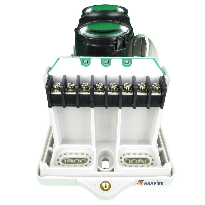 Detector de Fumaça Linear (Reflexive Beam Detector) Convencional e Autônomo com Saída Relé NA e NF, código C9105R - Imagem 06