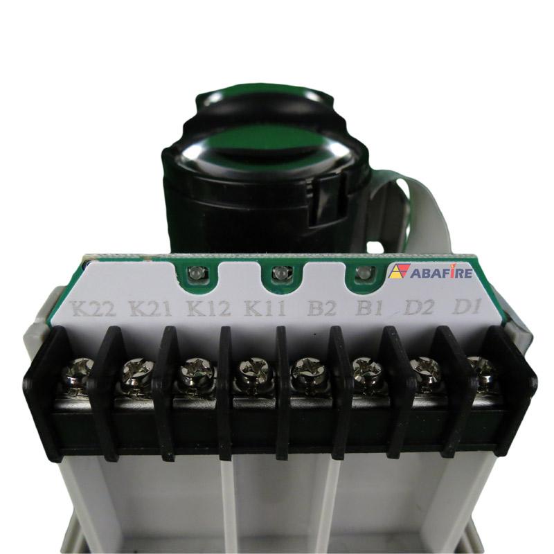 Detector de Fumaça Linear (Reflexive Beam Detector) Convencional e Autônomo com Saída Relé NA e NF, código C9105R - Imagem 05