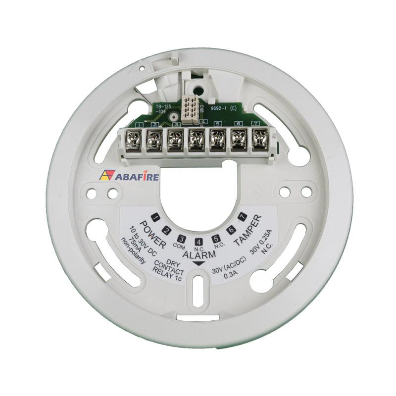 Detector de Chama Pontual Ultravioleta (UV Flame Detector) Tipo Convencional e Autônomo com Sirene Interna e Saída Relé NA/NF. código FS2000 - Imagem 10