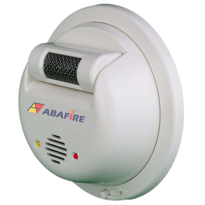 Detector de Chama Pontual Ultravioleta (UV Flame Detector) Tipo Convencional e Autônomo com Sirene Interna e Saída Relé NA/NF. código FS2000 - Imagem 05