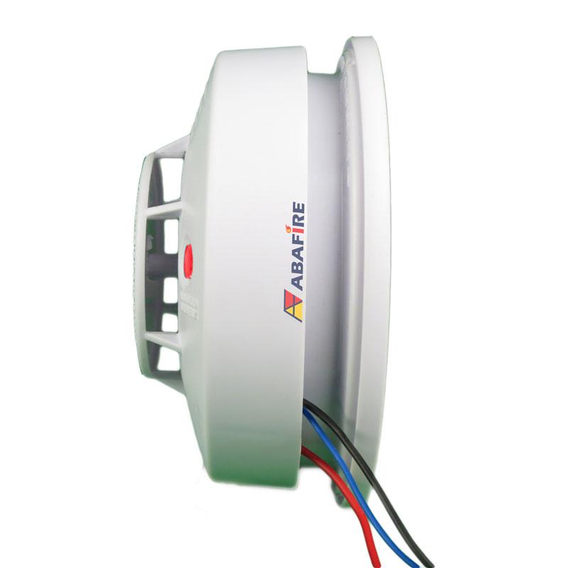Detector pontual de fumaça autônomo com saída relé NA/NF (Stand alone smoke detector with relay NO/NC) código AFDFAR - Imagem 09
