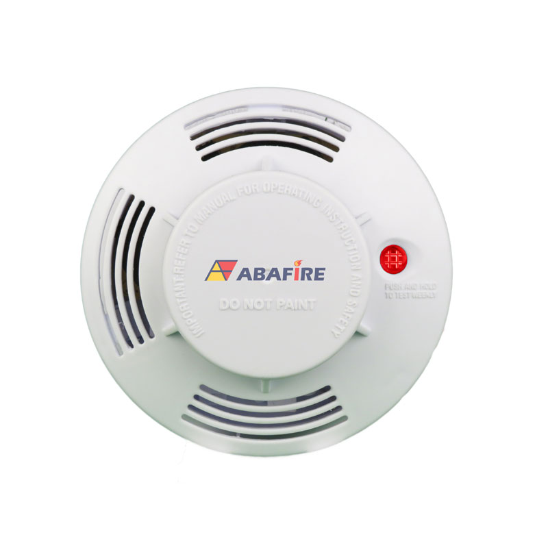 Detector Pontual de Fumaça Autônomo com Sirene Interna e Entrada em 127/220 Volts e Bateria Interna (Stand Alone Smoke Detector), código AFDFA - Imagem 06