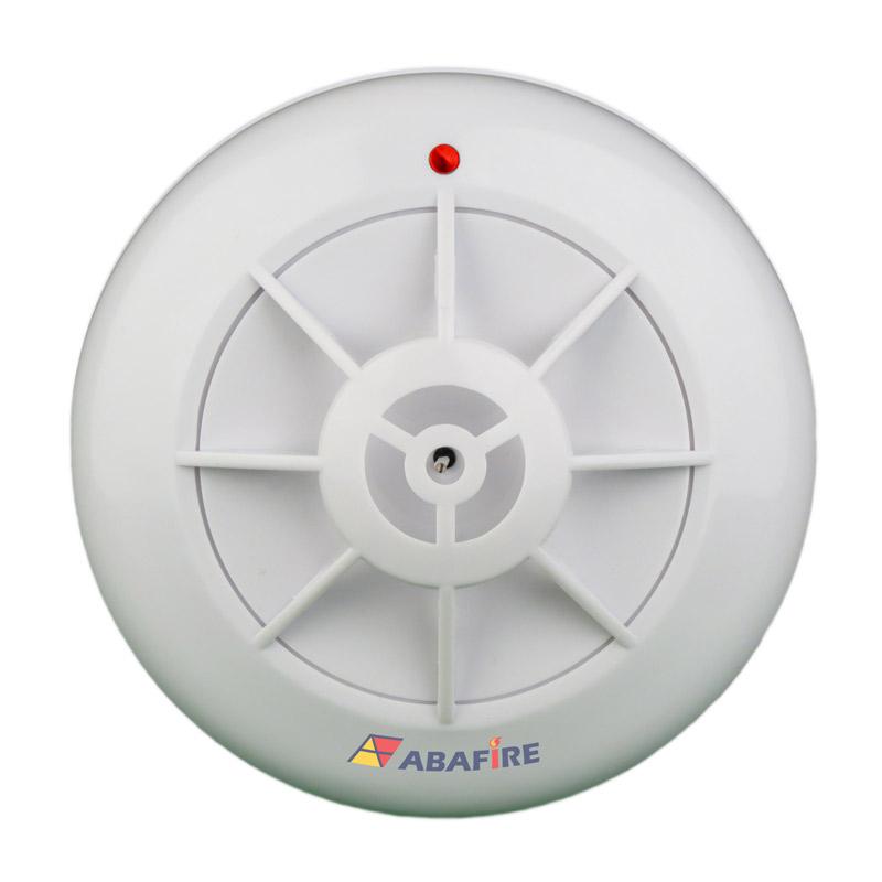 Detector Pontual de Temperatura Fixa Tipo Endereçável (Addressable Fixed Heat Detector) código DTE520 próprio para Centrais CIE Intelbras - Imagem 08