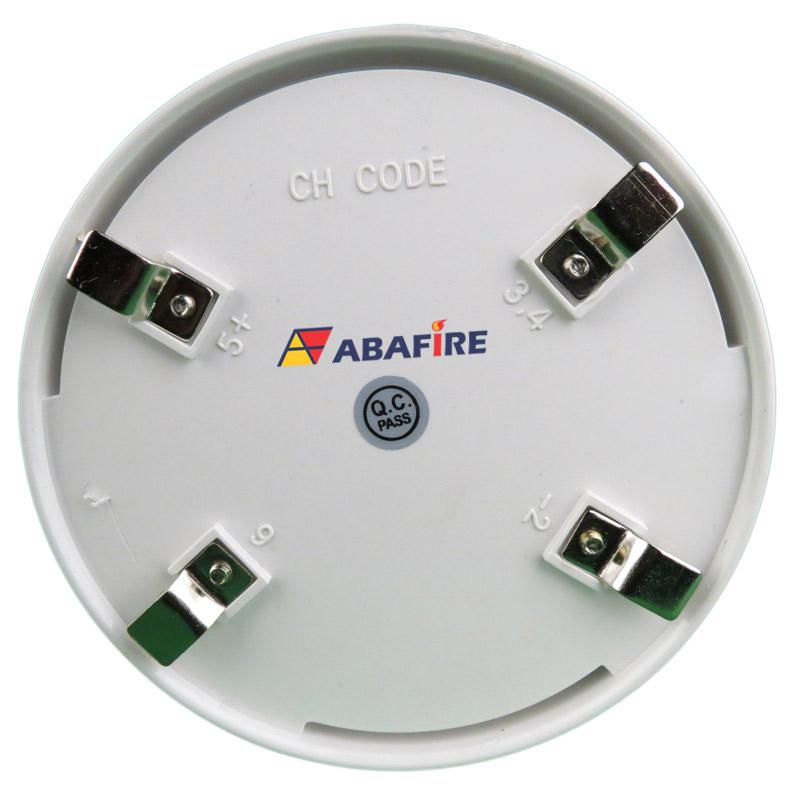 Detector Pontual de Temperatura e Termovelocimétrico Convencional com relé NA (Fixed and Heat of Rise Conventional Detector With Relay NO) código AFDTV - Imagem 13