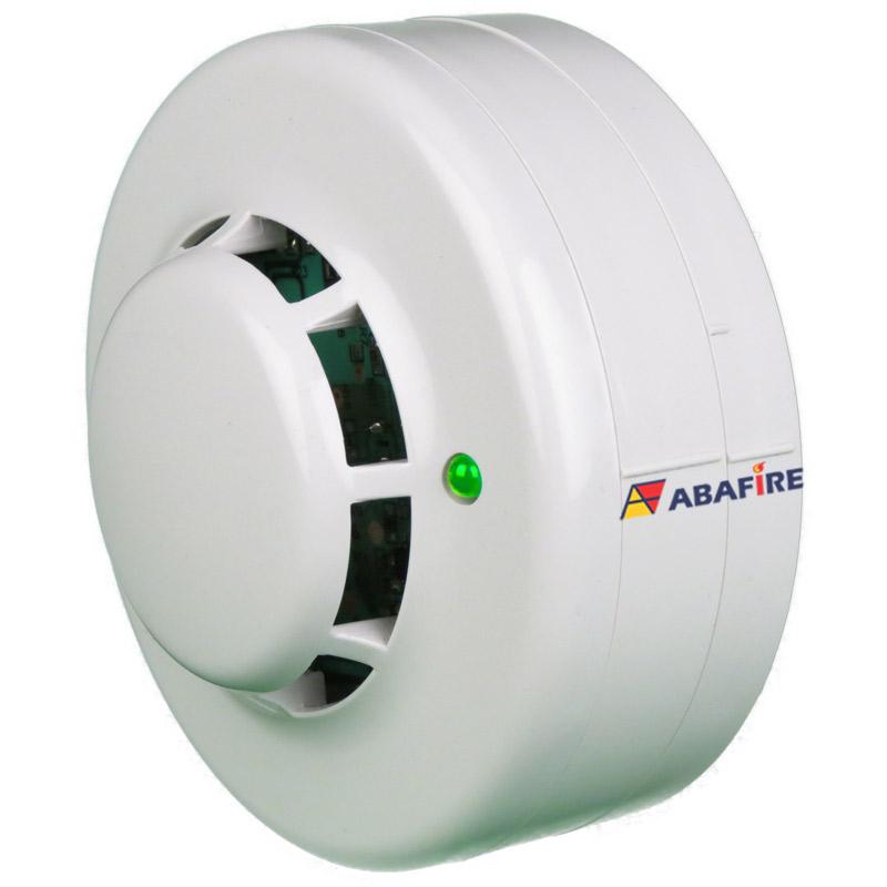 Detector Pontual de Temperatura e Termovelocimétrico Convencional com relé NA (Fixed and Heat of Rise Conventional Detector With Relay NO) código AFDTV - Imagem 12