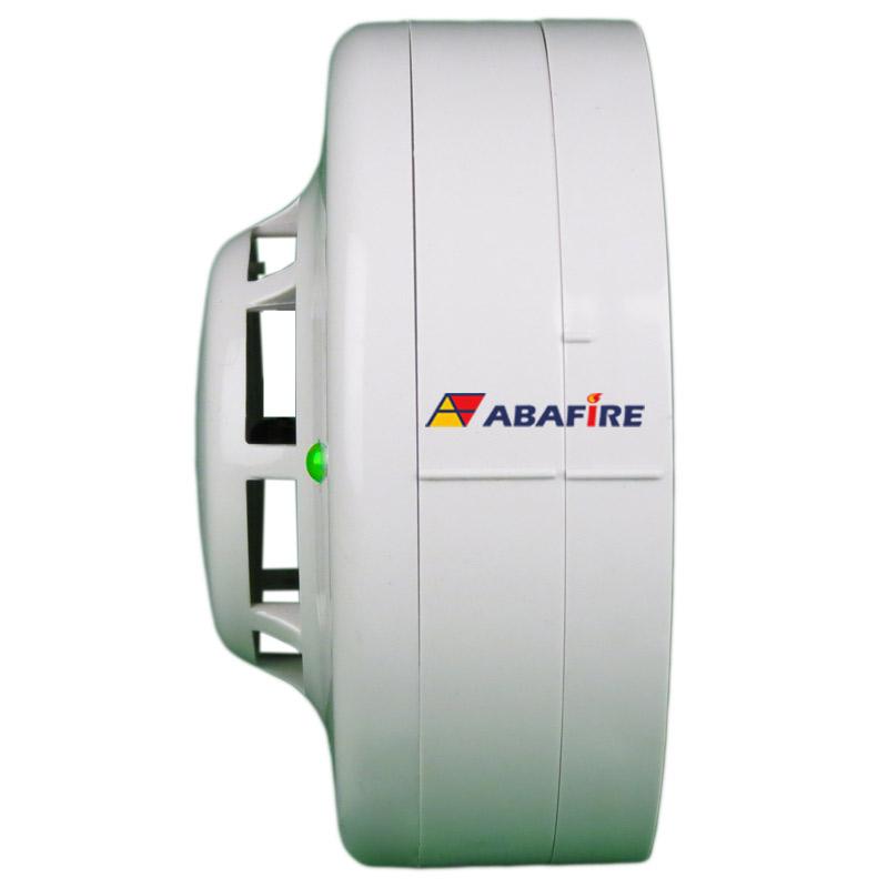 Detector Pontual de Temperatura e Termovelocimétrico Convencional com relé NA (Fixed and Heat of Rise Conventional Detector With Relay NO) código AFDTV - Imagem 11