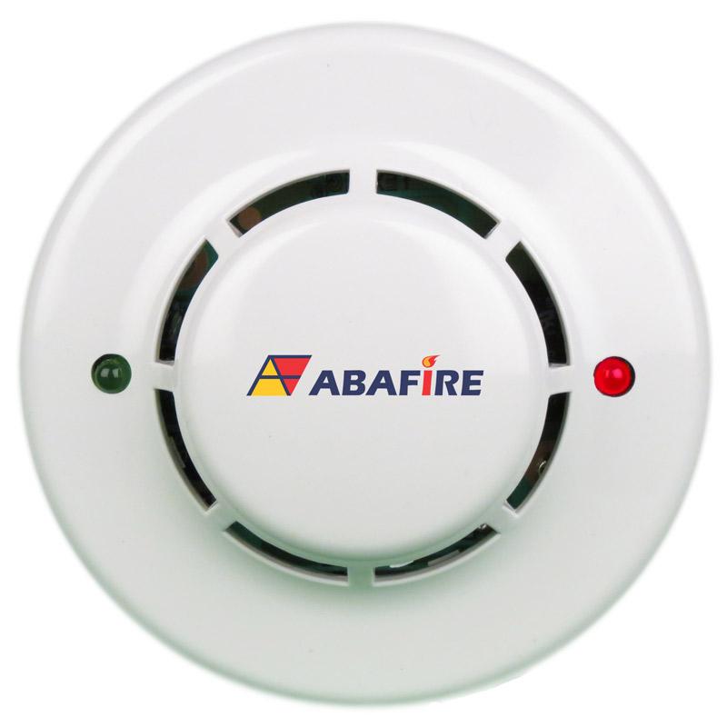 Detector Pontual de Temperatura e Termovelocimétrico Convencional com relé NA (Fixed and Heat of Rise Conventional Detector With Relay NO) código AFDTV - Imagem 04