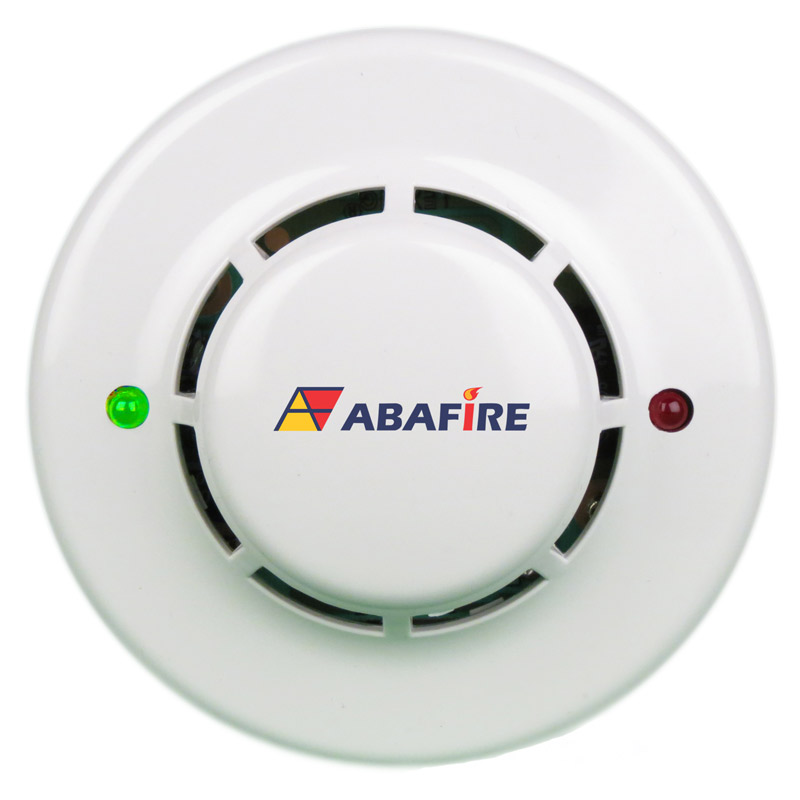 Detector Pontual de Temperatura e Termovelocimétrico Convencional com relé NA (Fixed and Heat of Rise Conventional Detector With Relay NO) código AFDTV - Imagem 03