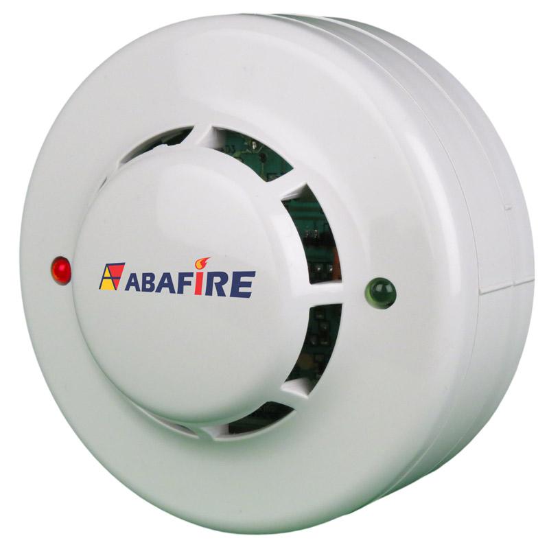 Detector Pontual de Temperatura e Termovelocimétrico Convencional com relé NA (Fixed and Heat of Rise Conventional Detector With Relay NO) código AFDTV - Imagem 02