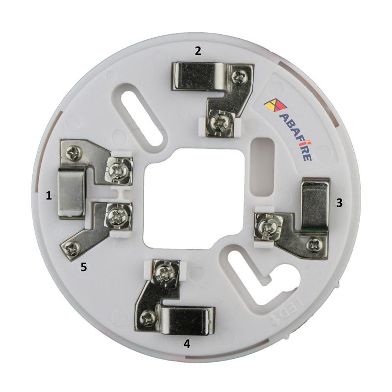 Detector Pontual de Vazamento de Gás GLP ou Gás GN com módulo endereçável, código AFDG3E - Imagem 15