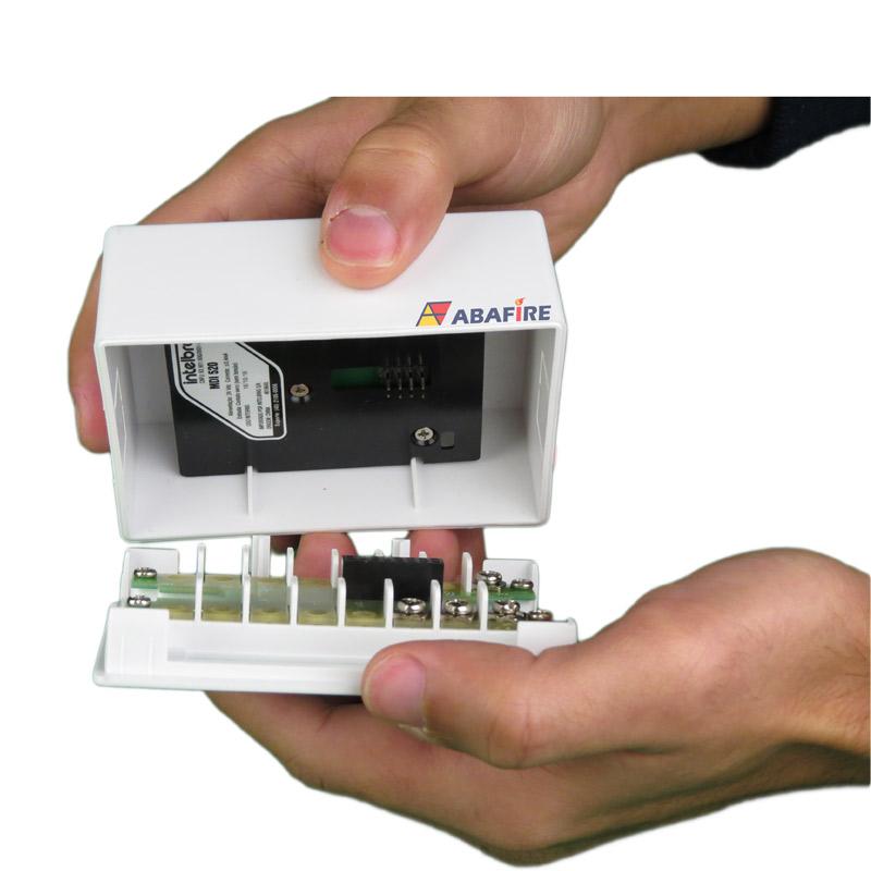 Módulo de Entrada Para Endereçamento de Equipamentos Convencionais com Contato Seco NA, código MDI520 - Imagem 05