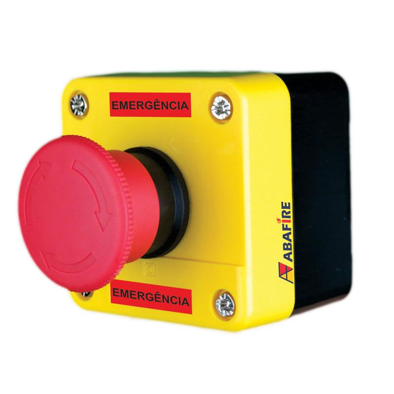 Acionador Manual e Botoeira de Emergência Para Sanitário de Portadores de Necessidades Especiais (PNE) código AFAMPNE - Imagem 06