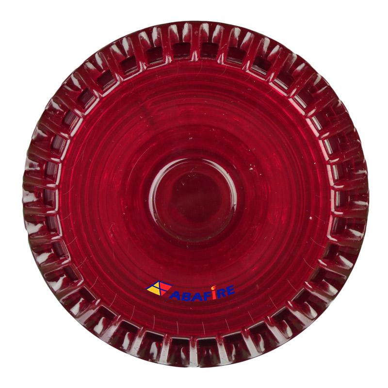 Sirene Audiovisual / Alarme Sonoro e Visual Para Áreas Externas (IP55) Tipo Estrobo com Tensão de 24 Volts codigo AFSVFPT - Imagem 11