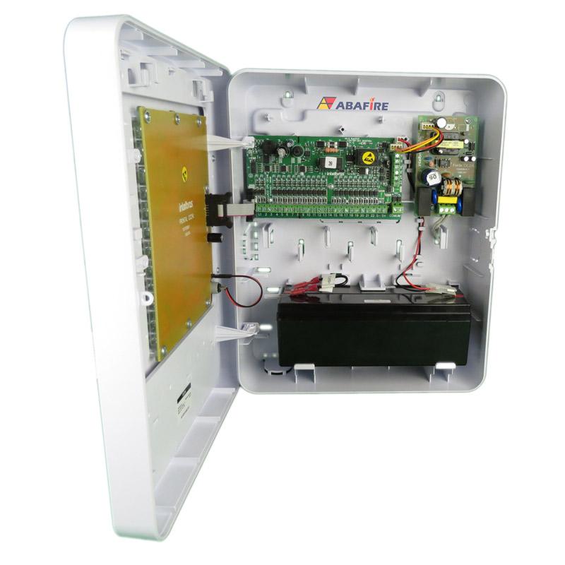 Central de Alarme de Incêndio com 24 Laços (Endereços) do Tipo Convencional, código CIC24L - Imagem 08