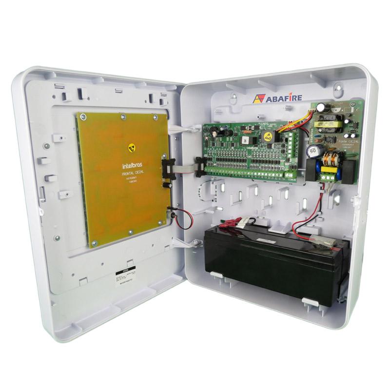 Central de Alarme de Incêndio com 24 Laços (Endereços) do Tipo Convencional, código CIC24L - Imagem 09