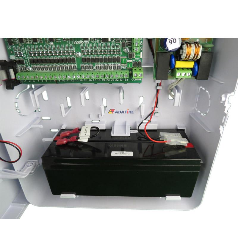 Central de Alarme de Incêndio com 24 Laços (Endereços) do Tipo Convencional, código CIC24L - Imagem 11