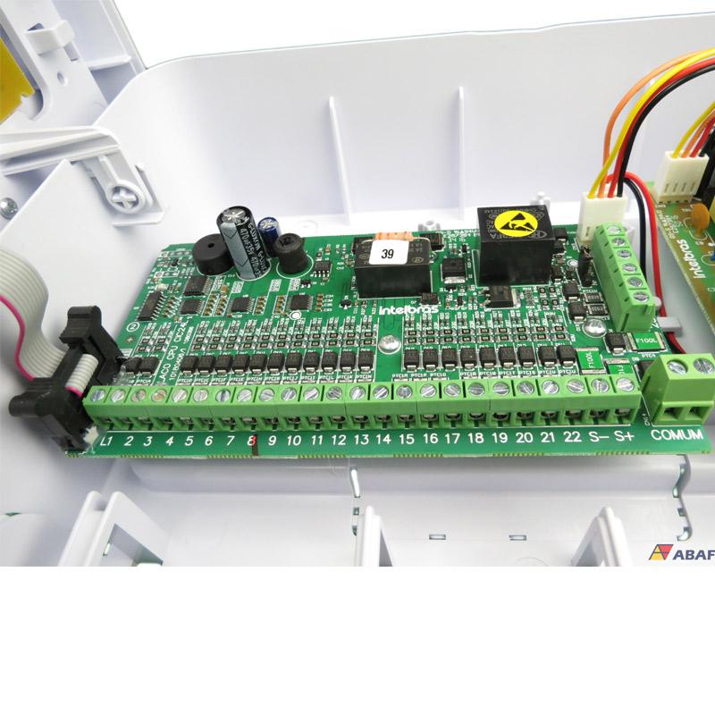 Central de Alarme de Incêndio com 24 Laços (Endereços) do Tipo Convencional, código CIC24L - Imagem 12