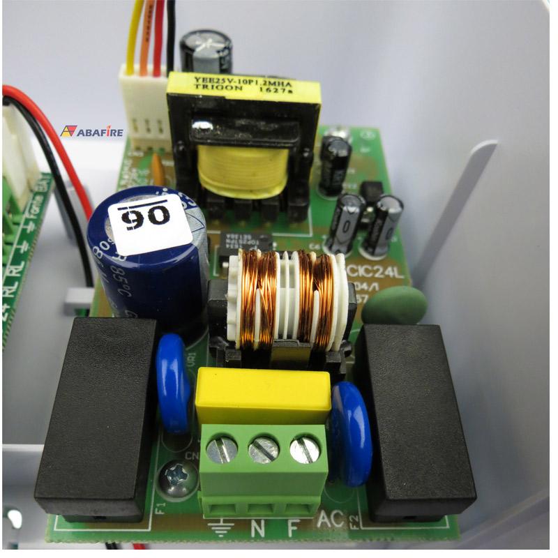 Central de Alarme de Incêndio com 24 Laços (Endereços) do Tipo Convencional, código CIC24L - Imagem 13