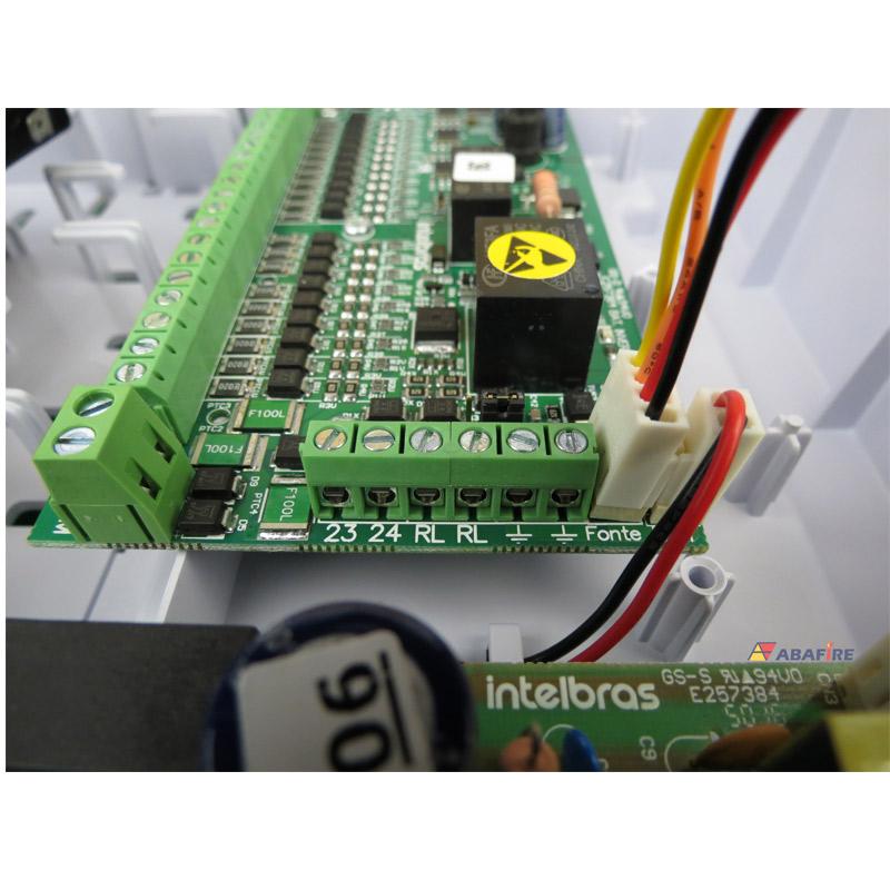 Central de Alarme de Incêndio com 24 Laços (Endereços) do Tipo Convencional, código CIC24L - Imagem 14