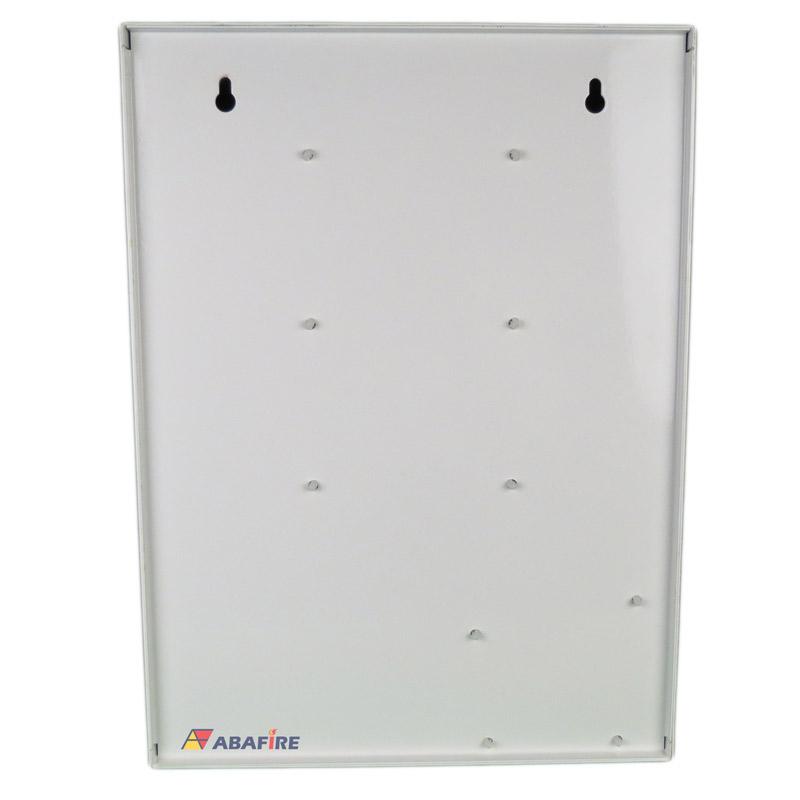Central de Alarme de Incêndio Convencional de 40 Laços e Visor de LCD, código AFVR40LTS - Imagem 03