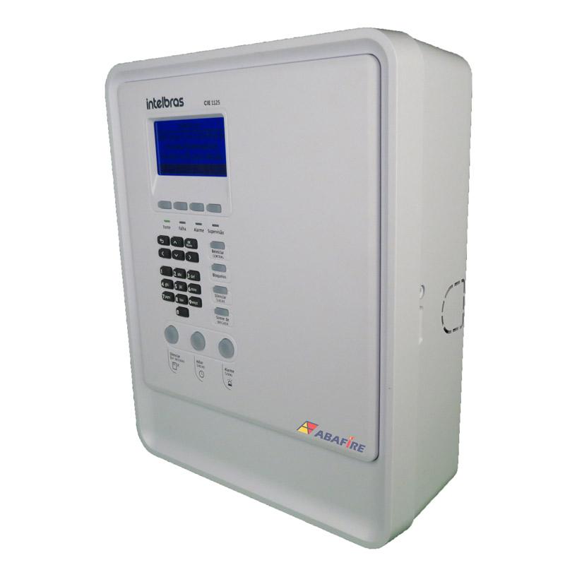 Central de Alarme de Incêndio Intelbrás Tipo Endereçável Com 01 Laço e 125 Endereços código CIE1125 - Imagem 12