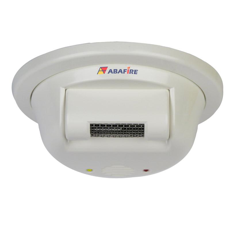 Detector Pontual de Chama Ultravioleta (UV Flame Detector) com módulo endereçável e saída relé NA/NF, código FS2000E - Imagem 12