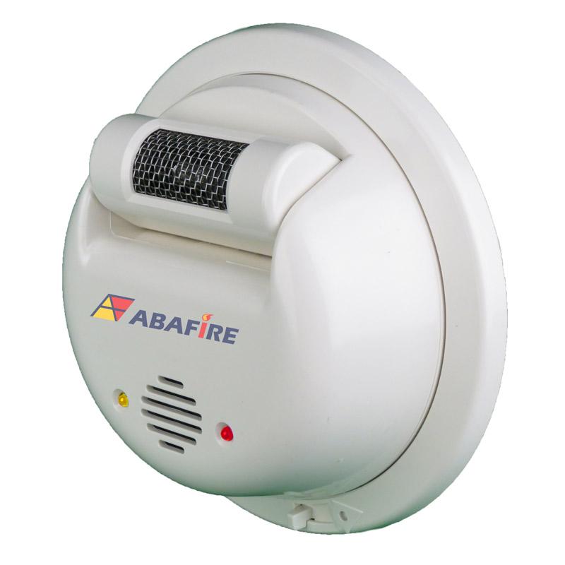 Detector Pontual de Chama Ultravioleta (UV Flame Detector) com módulo endereçável e saída relé NA/NF, código FS2000E - Imagem 09
