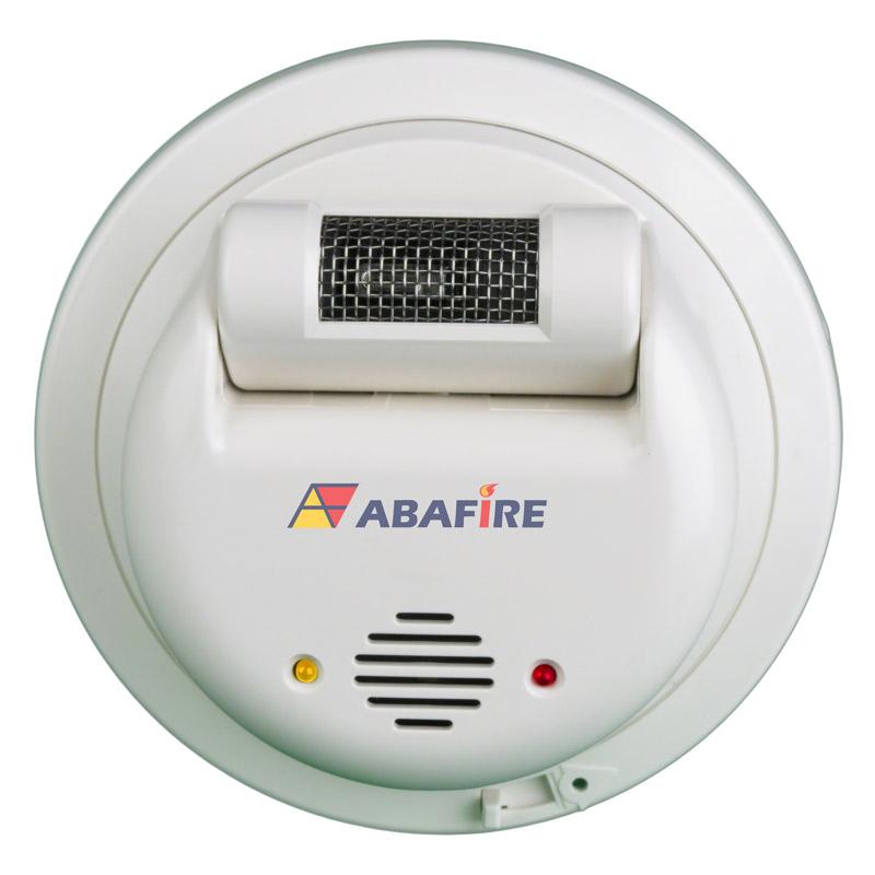 Detector Pontual de Chama Ultravioleta (UV Flame Detector) com módulo endereçável e saída relé NA/NF, código FS2000E - Imagem 08