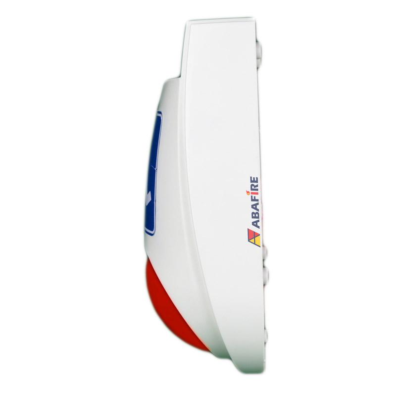 Sirene Audiovisual de Emergência e Alarme para Sanitários PNE (Portadores de Necessidades Especiais) Tipo Cabeado - Imagem 04