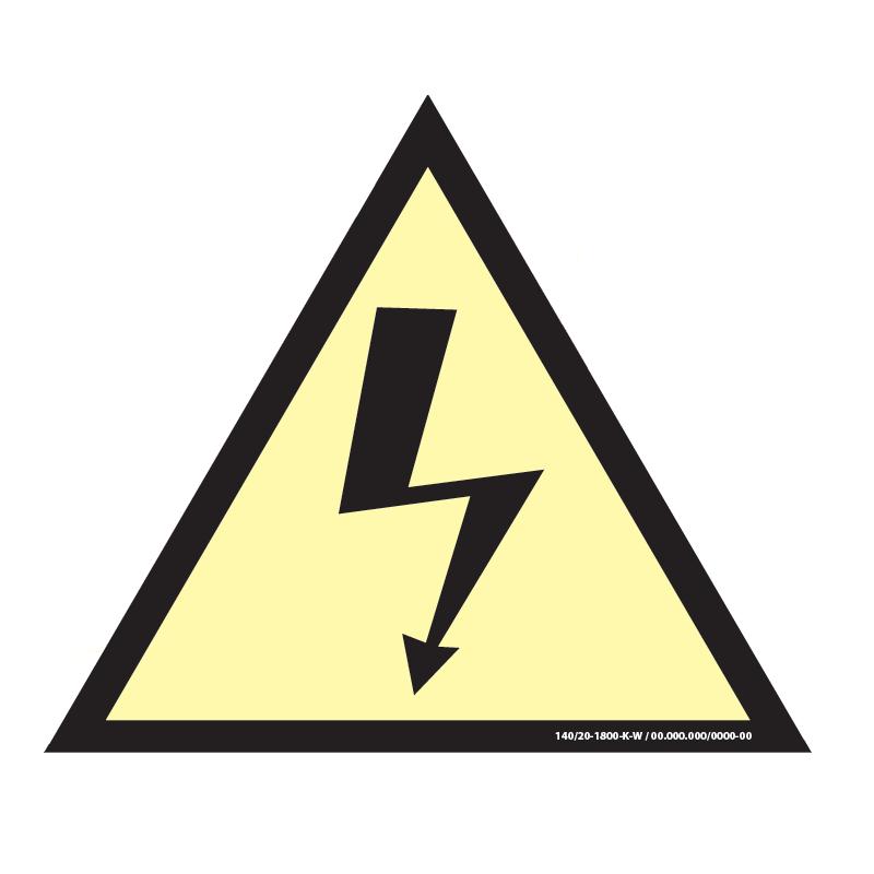 codigo-afa5-placa-sinalizacao-fotoluminescente-fica-acesa-no-escuro-alerta-risco-choque-eletrico